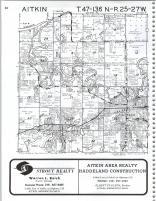 Map Image 020, Aitkin County 1979